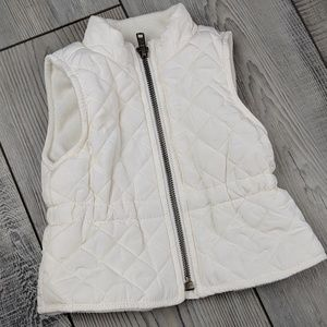 Puffer vest, looks new